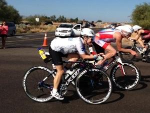 18 Minutes (Ironman Arizona 2013 Race Report) (4/6)