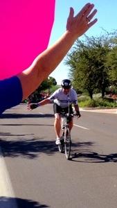 18 Minutes (Ironman Arizona 2013 Race Report) (5/6)