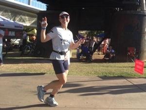 18 Minutes (Ironman Arizona 2013 Race Report) (6/6)